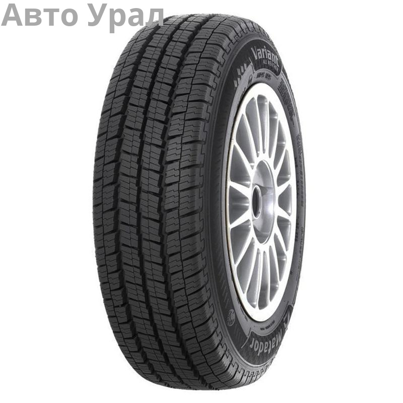 Matador MPS125 Variant All Weather R14C 185/ 102/100 R 8PR