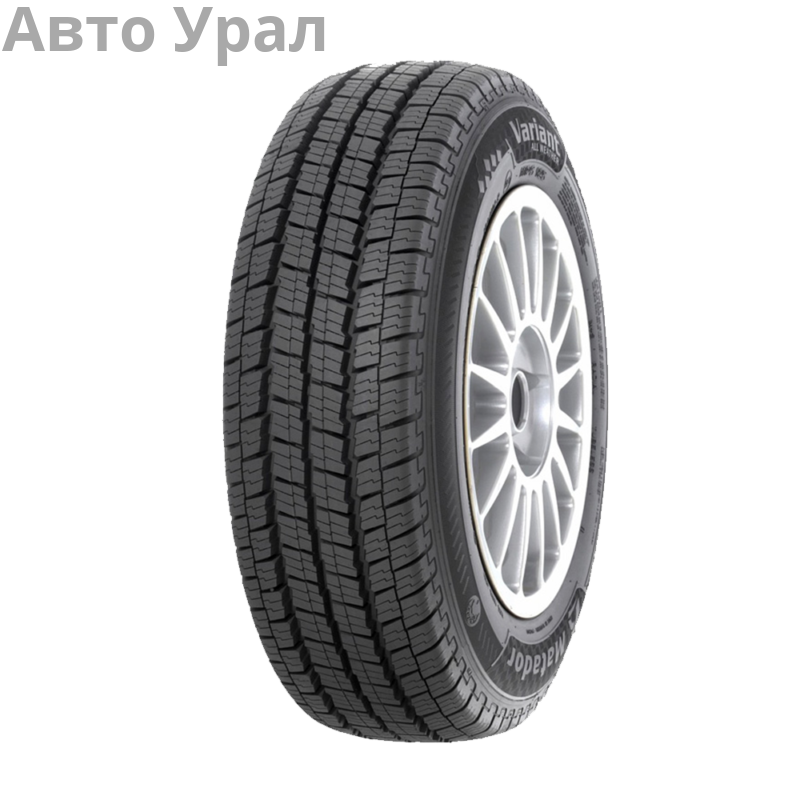 Matador MPS-125 Variant All Weather 185/75 R16C 104/102R